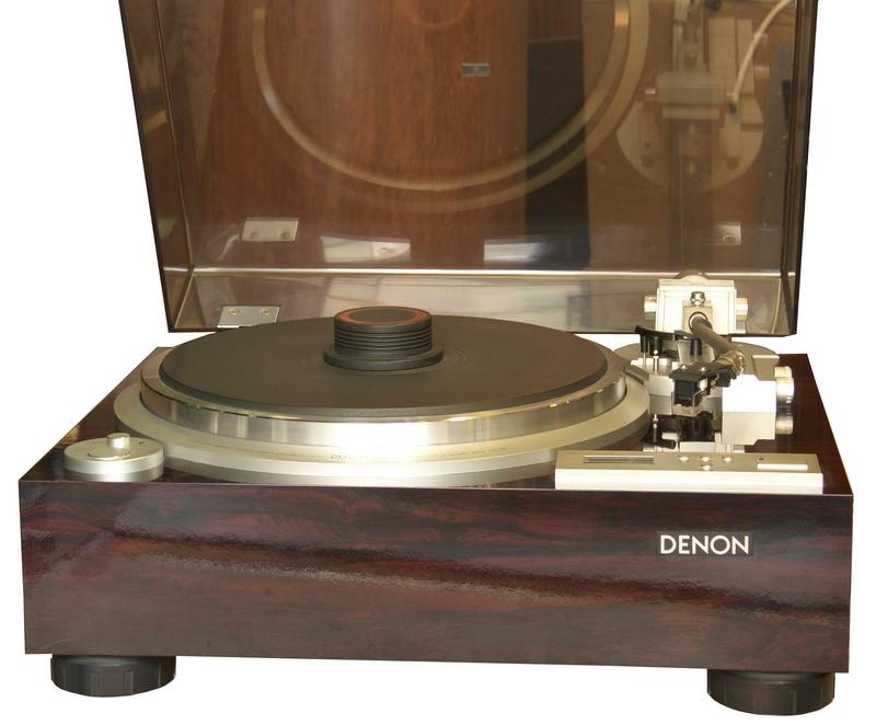 Lecteur disque vinyl - Chaine hifi avec platine vinyl ...