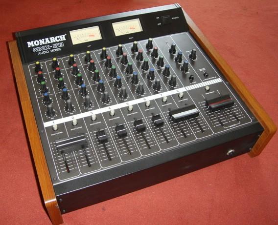 Mega discount hifi mixage son table de mixage 8 entr es - Branchement enceinte amplifiee table mixage ...